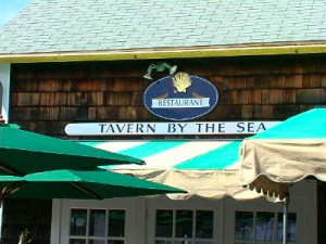 Tavern By The Sea Entrance